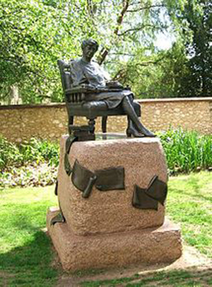 Dame Roma Mitchell Statue