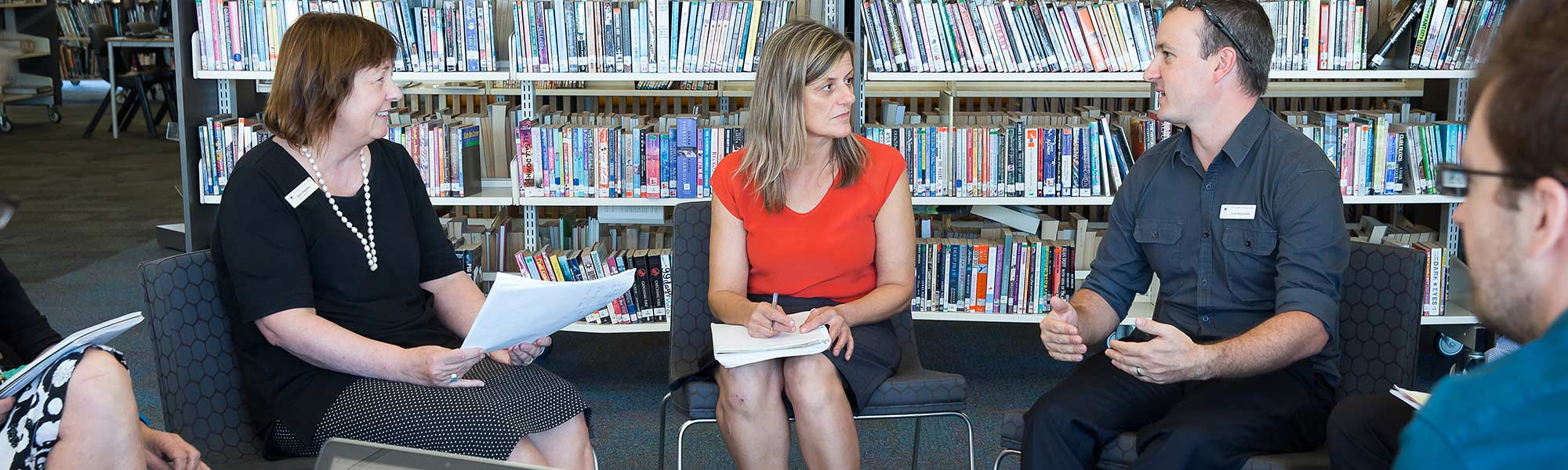 Roma Mitchell Secondary College Staff