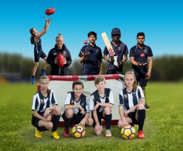 Roma Mitchell Secondary College Specialist Sport Program